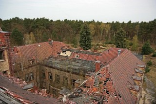 Bild des Tages 29.04.2011 - Beelitzer Dachlandschaft