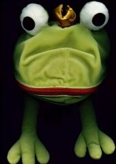 Bild des Tages 15.04.2011 - Froschkönig
