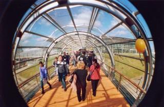 Bild des Tages 04.04.2011 - Tunnelblick