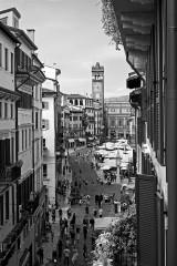 Bild des Tages 20.08.2011 - Piazza delle Erbe