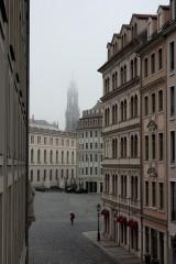 Bild des Tages 16.08.2011 - neblige Altstadt