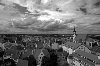 Bild des Tages 14.08.2011 - Blick auf Torgau