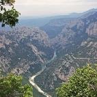 Bild des Tages 04.08.2011 - Grand Canyon du Verdon