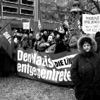 "Gegen \""Rechts\"" demonstrieren IX"