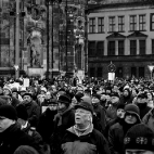 """Gegen \""""Rechts\"""" demonstrieren III"""