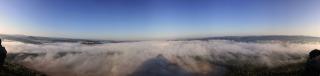 Bild des Tages 11.12.2010 - Nebelmeer