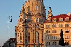 Blick auf die Frauenkirche II