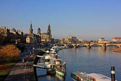 Dresden und seine Elbe