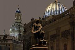 Gottfried Semper Statue
