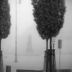 Luther im Nebel