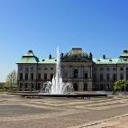 Japanisches Palais und Palaisplatz