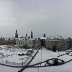 Winter auf dem Neumarkt