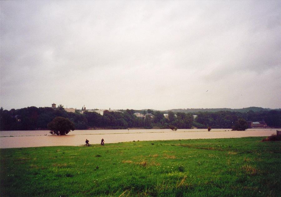 Elbehochwasser 2021