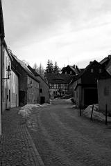 Bild des Tages 07.02.2011 - Dorfstraße