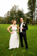Bild des Tages 02.02.2011 - eine Hochzeitsimpression