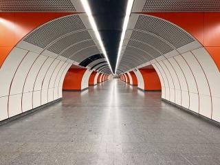 Bild des Tages 25.02.2011 - orange floor