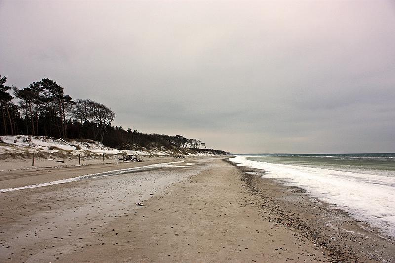 Bild des Tages 21.02.2011 - Weststrand