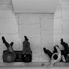 Bild des Tages 09.02.2011 - Haltung bewahren