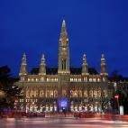 Bild des Tages 23.02.2011 - Rathaus Wien