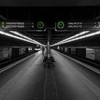Bild des Tages 27.02.2011 - U-Bahn