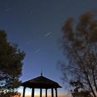 Sternenspuren über dem Gohrisch