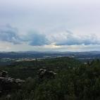 Ausblick vom Gohrisch