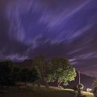 Gstaad-Nachtaufnahme