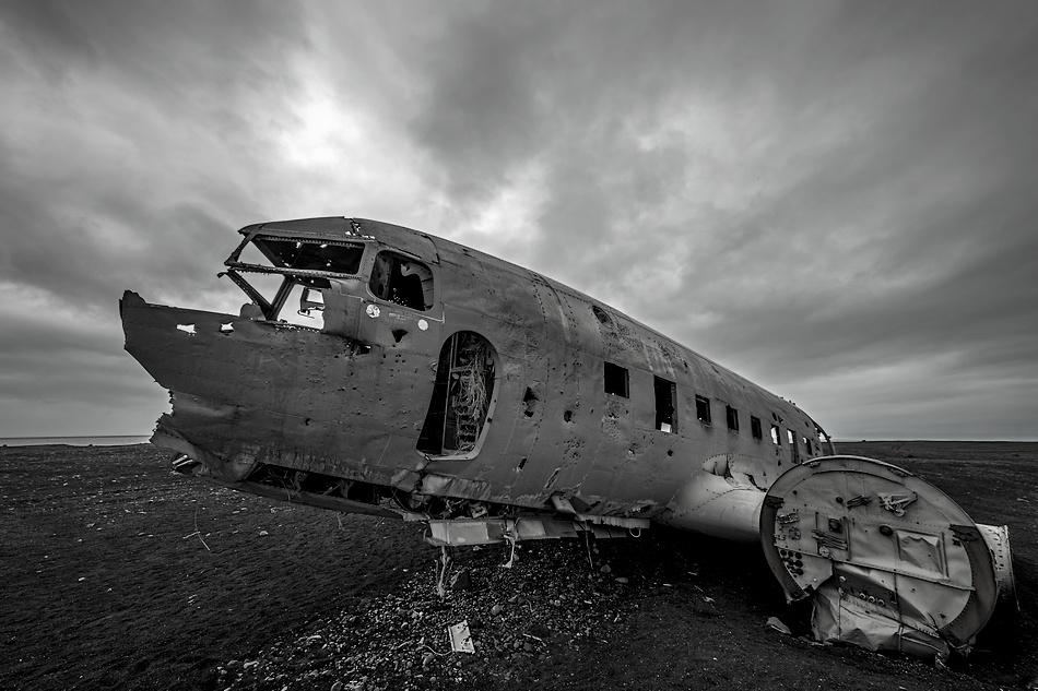 Flugzeugwrack II