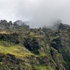 Berg im Nebel III