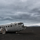 Flugzeugwrack III