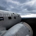 Flugzeugwrack V