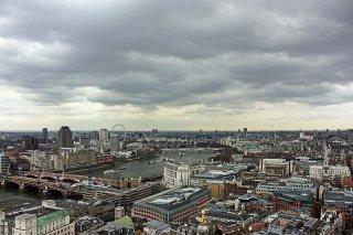 Bild des Tages 17.01.2011 - Blick über London