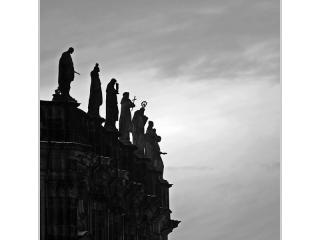 Bild des Tages 19.01.2011 - Wächter der Stadt