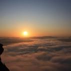 Bild des Tages 03.01.2011 - ein goldener Morgen