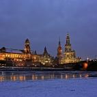 Bild des Tages 11.01.2011 - Dresden im Winter