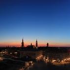 Bild des Tages 29.01.2011 - Dresden-Neumarkt-Frauenkirche