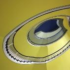 Bild des Tages 21.01.2011 - green stairs