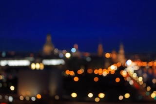 Bild des Tages 13.07.2011 - Dresden blendet