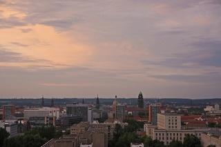 Bild des Tages 16.06.2011 - Dresden am Abend