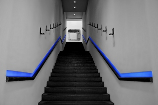 Bild des Tages 26.06.2011 - follow the blue lines