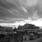 Semperoper und Terrassenufer