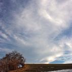 Hügel bei Lauenstein