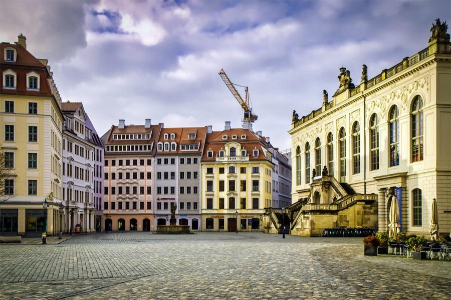 Jüdenhof Dresden