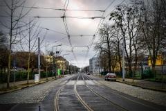 Canalettostraße Dresden