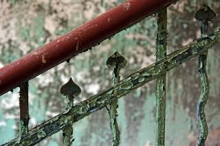 Bild des Tages 07.05.2011 - Geländerdetail