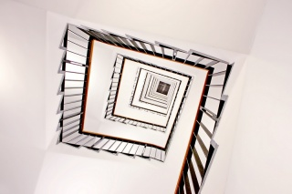Bild des Tages 13.05.2011 - Treppe Dresden