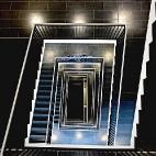 Bild des Tages 01.05.2011 - black stairs