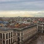 Blick vom Dom auf die Stadt I