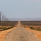 Straße in Marokko I