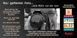 Bild des Tages 20.03.2011 - Flyer Fotosuche